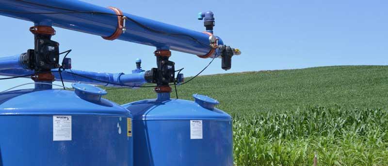 استفاده از فیلترهای مخصوص در سیستم های آبیاری