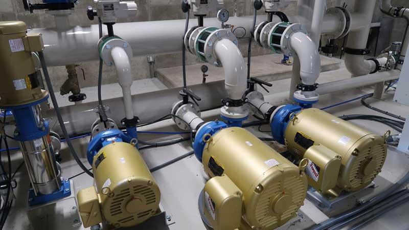 انواع پمپ های موجود در سیستم های پمپاژ آبیاری
